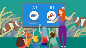 student engagement in the virtual classroom